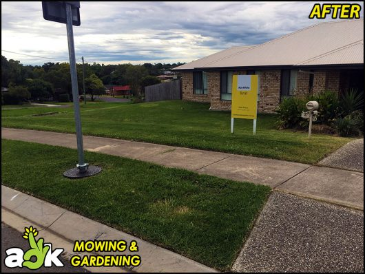 35-2 Collingwood Park Ipswich Queensland – Lawn Mowing – Real Estate – AOK Mowing