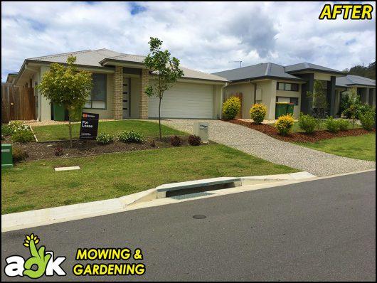 4 – Redbank Plains Ipswich Queensland – Lawn Mowing – LJ Hooker Real Estate – AOK Mowing