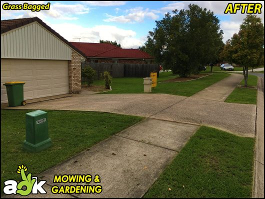 5 – Bellbird Park Ipswich Queensland – Lawn Mowing – Raine and Horne Real Estate – AOK Mowing